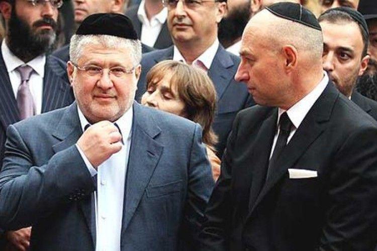 Коломойський про арешт своїх активів: «Це тимчасово»