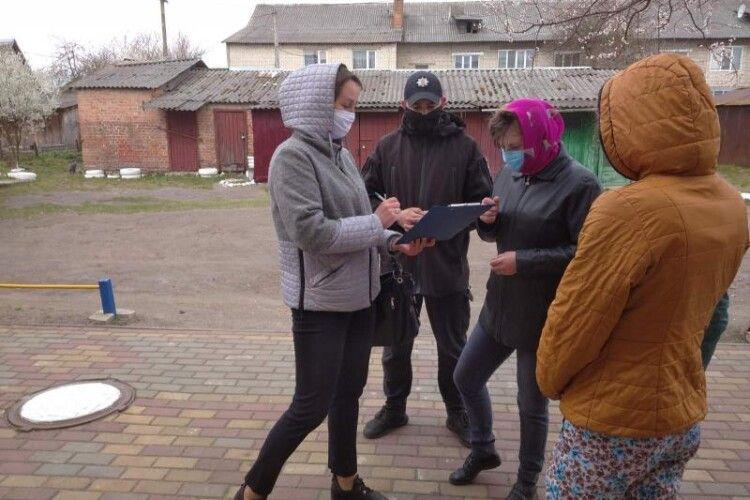 У Ківерцях проведено профілактичний рейд «Підліток»