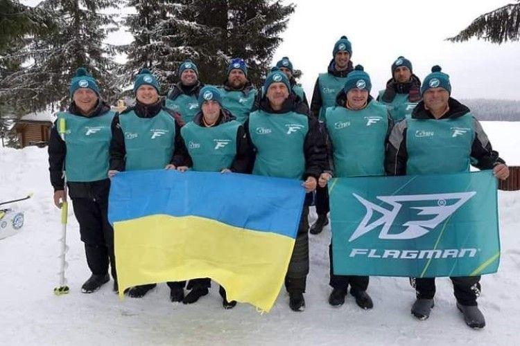 Волиняни у складі збірної України з ловлі риби вибороли «бронзу» на чемпіонаті світу