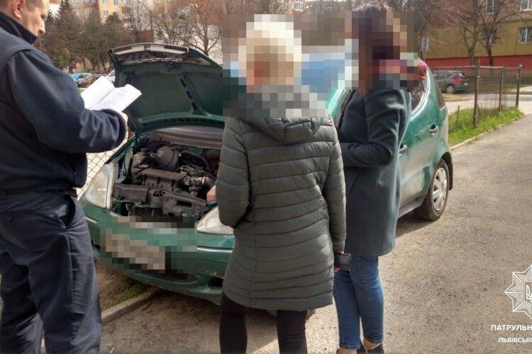Власник Mercedes-Benz не підозрював, що в його автівки є двійник-порушник