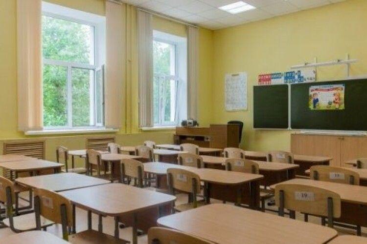 У школах Волині передбачені канікули із 15 жовтня по 30 жовтня