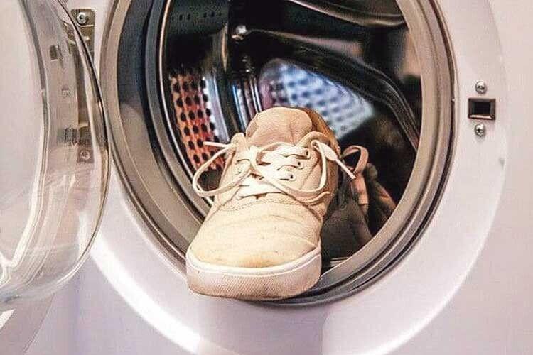 Якпопрати взуття?