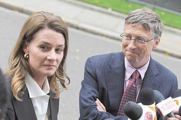 Одна знайбагатших жінок світу Мелінда Гейтс:  «Думаю, япідкорила серце містера Гейтса, коли обіграла його вматематичній грі»