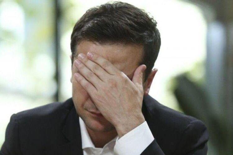 Le Monde: в Україні розчарування від президентства Зеленського