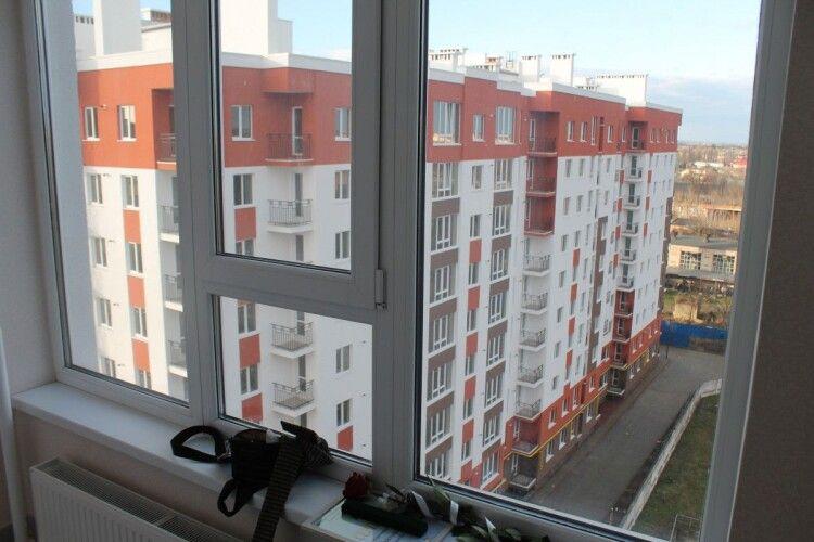 Луцьким прикордонникам дали квартири (Фото)