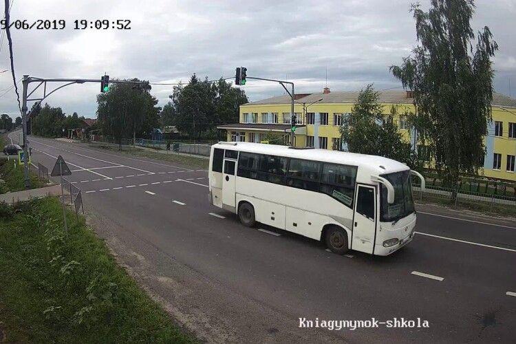 Мешканців волинського села  запросили до обговорення графіка руху автобуса