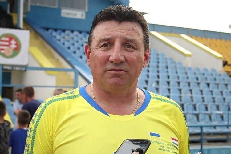 Автор першого голу в історії збірної України: попри все, Луческу спробує покласти «Барселону» на лопатки