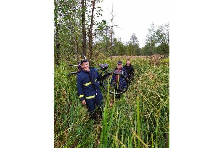 Дідуся-грибника на Рівненщині шукали поліцейські, лісівники й місцеві
