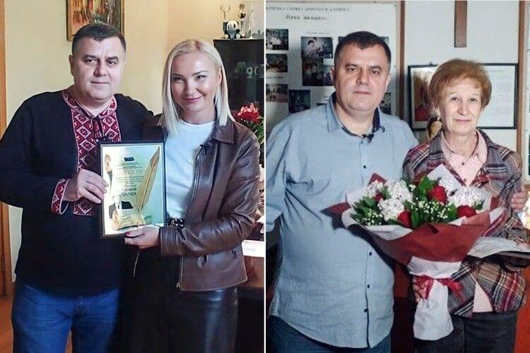 Волинські «Оскари» отримали редакторка зі Львова і Матір Тереза з Луцька (Відео)