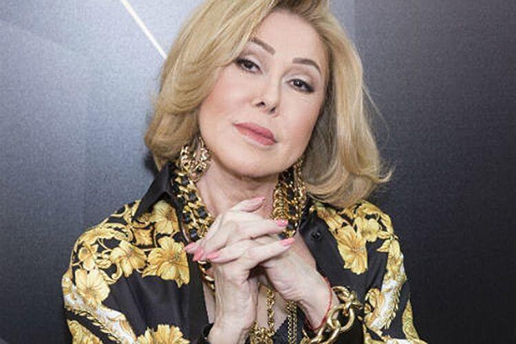 Любов Успенська у 65 років збирається народити!
