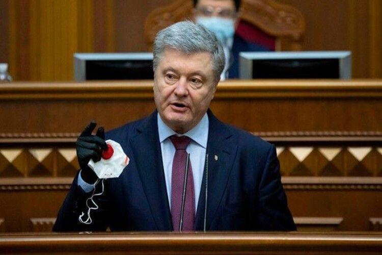 Петро Порошенко: ми зберегли державну землю і дали можливість селянам розпоряджатися своєю власністю