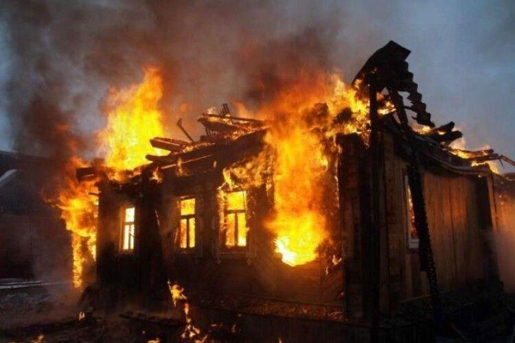 Помер волинянин, який отримав сильні опіки в пожежі