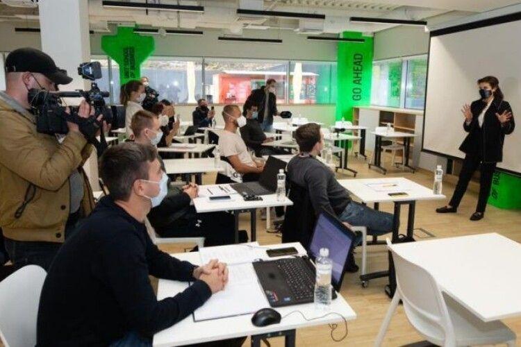 Марина Порошенко відвідала Unit City – перший в Україні інноваційний парк