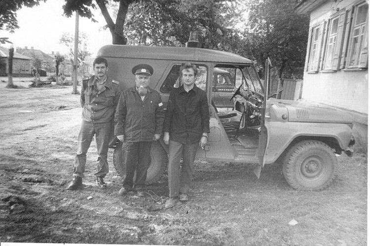 Колишній правоохоронець з Любомля розшукує колегу, з яким разом ніс службу у Чорнобилі