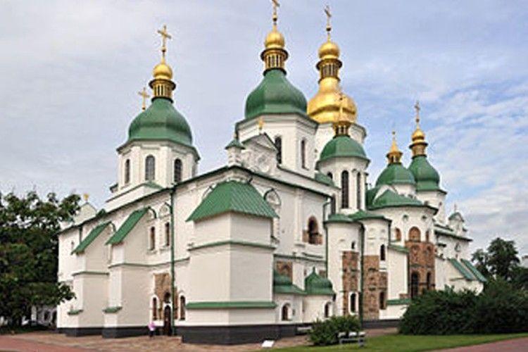 На першій службі Божій українською мовою диригував Леонтович— автор «Щедрика»
