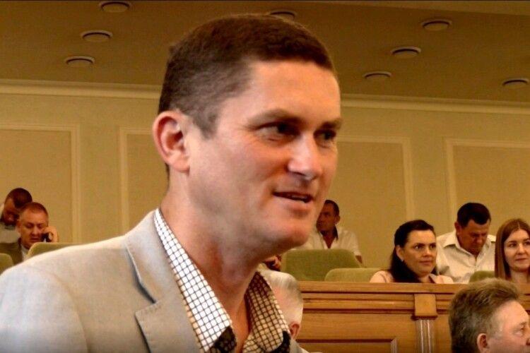 Депутат Волинської облради, який підтримав на виборах Зеленського, заговорив про «антикарантинний майдан»