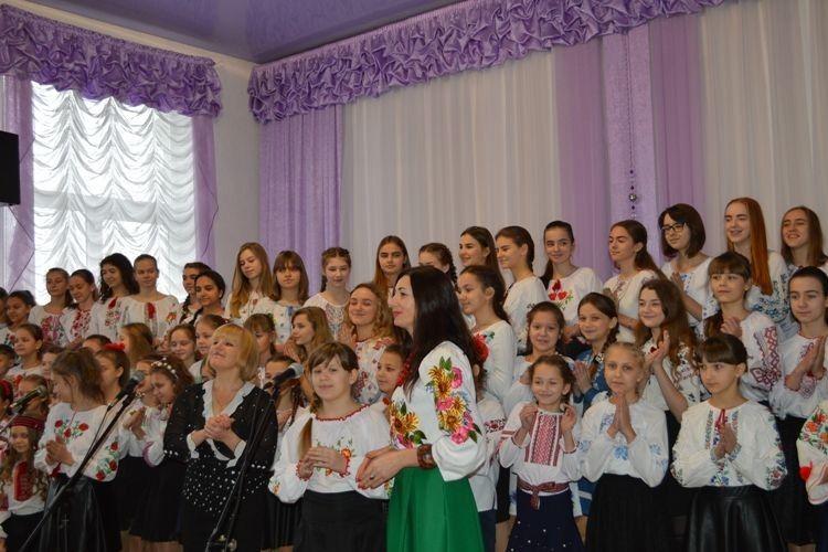 Ковельська гімназія, що входить у сотню кращих в Україні, відзначила ювілей