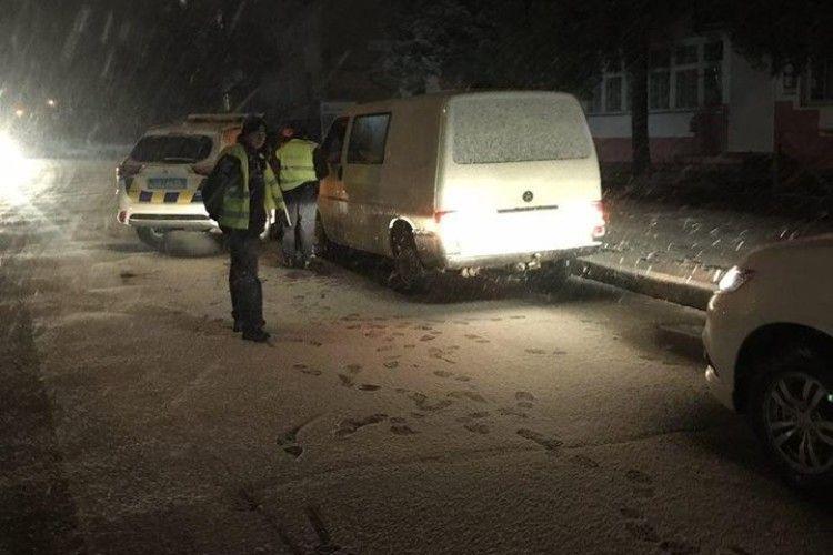 Чотирьох п'яних водіїв затримали цієї ночі волинські поліцейські