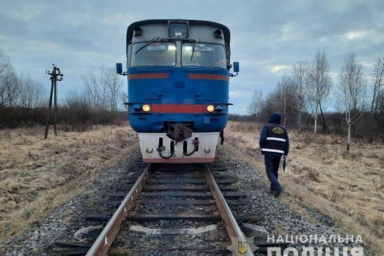 На Волині чоловіка переїхав поїзд