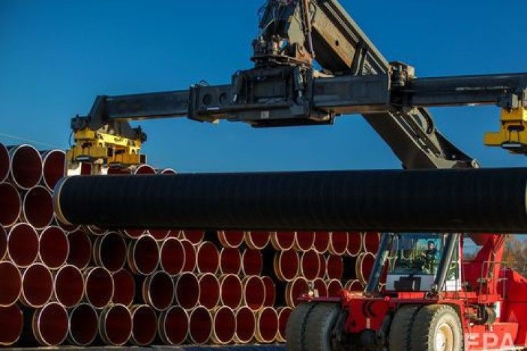 США закликали Німеччину відмовитися від будівництва газопроводу «Північний потік – 2»