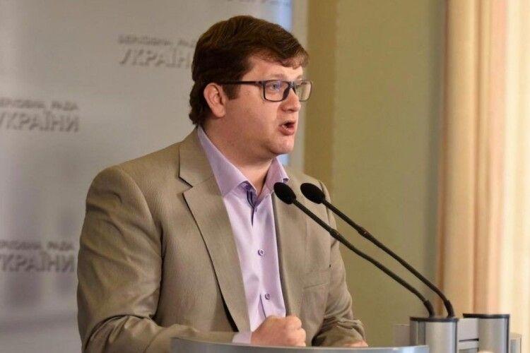 Ар'єв: «Європейська солідарність» домоглася від СБУ заборони на в'їзд в Україну російському співаку Сюткіну»