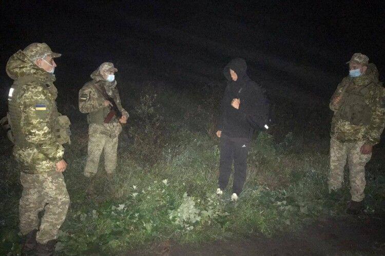 Прикордонники затримали волинянина, який втік з-під домашнього арешту