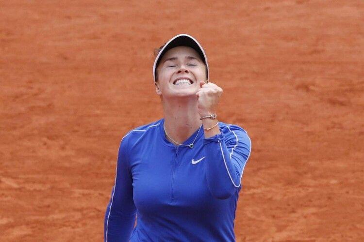 Українка Еліна Світоліна здолала латвійку Олену Остапенко і вийшла до чвертьфіналу турніру в Мельбурні (Відео)