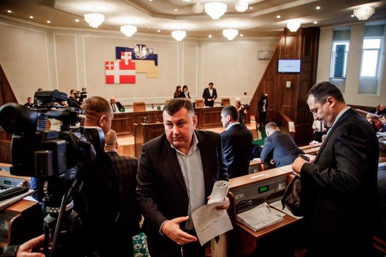 Володимир БОНДАР: «Фракцію «Солідарність» очікують трансформації»