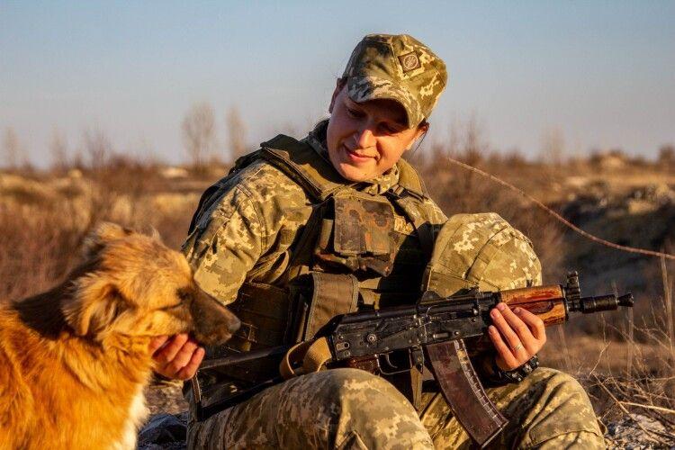 «Солдат Джейн» є і в українській армії