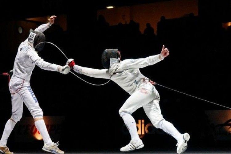 Україна завоювала дві медалі на ЧС з фехтування серед військовослужбовців у Франції