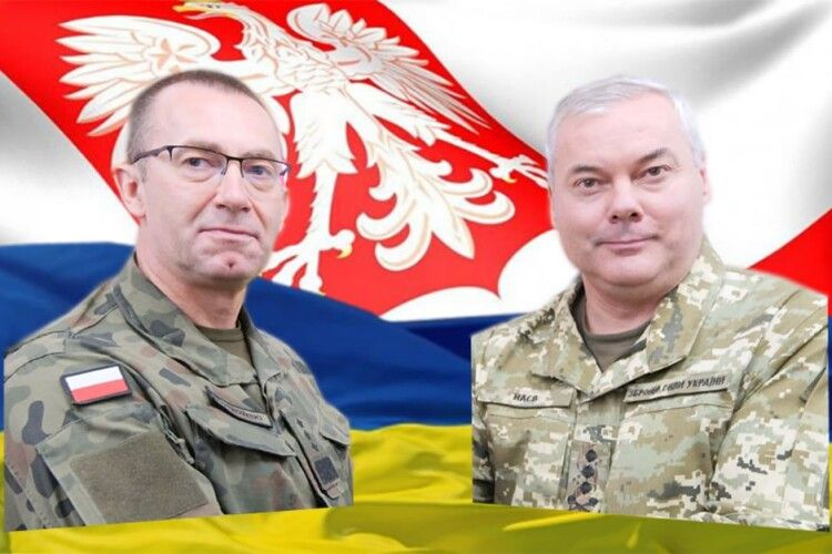 Україна і Польща обговорили безпекову ситуацію навколо країни