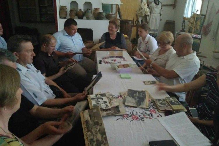 В Рожищенському музеї провели «Професійний діалог поколінь»
