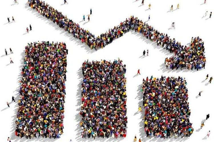 Волинь і Рівненщина  - демографічно найбільш благополучні області
