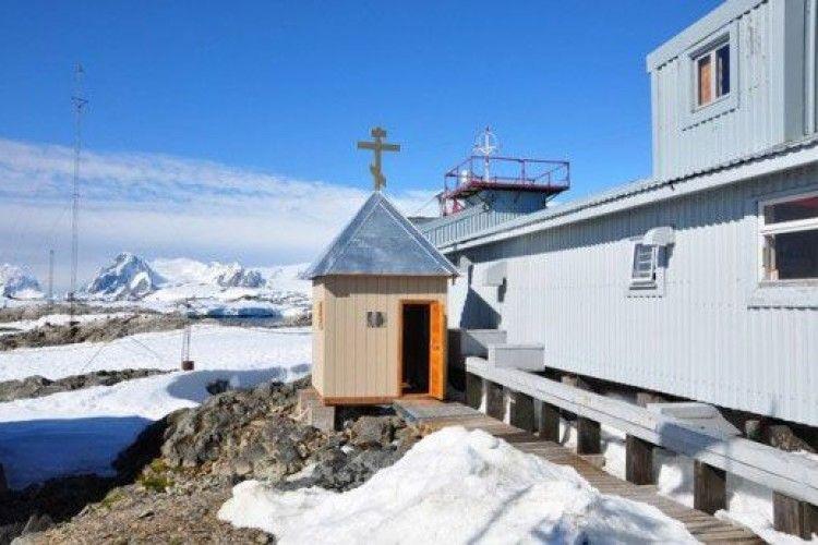 Найпівденніший храм світу — на українській антарктичній станції