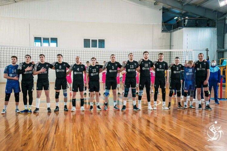 Волейбол: у чоловічій Суперлізі є новий учасник
