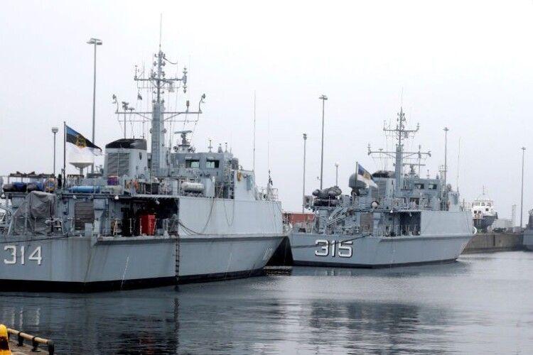 В Естонію прибув підрозділ берегової оборони збройних сил Польщі