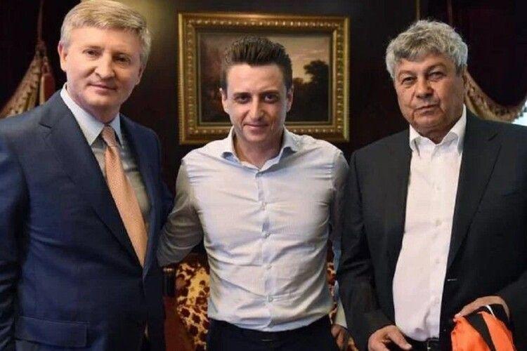 Директор телеканалів «Футбол» розкритикував Луческу  за тактику в матчі з «Брюгге»