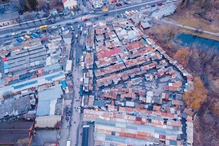 Луцькі підприємці готуються до «зачищення» території Старого ринку