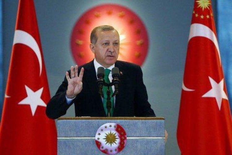 Туреччина почала наземний наступ на півночі Сирії