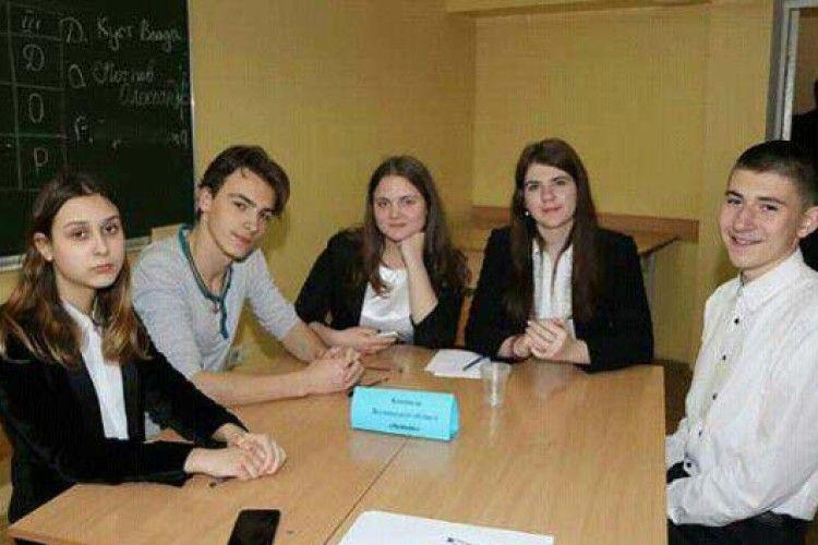 Юні волинські філософи та релігієзнавці - найкращі в Україні