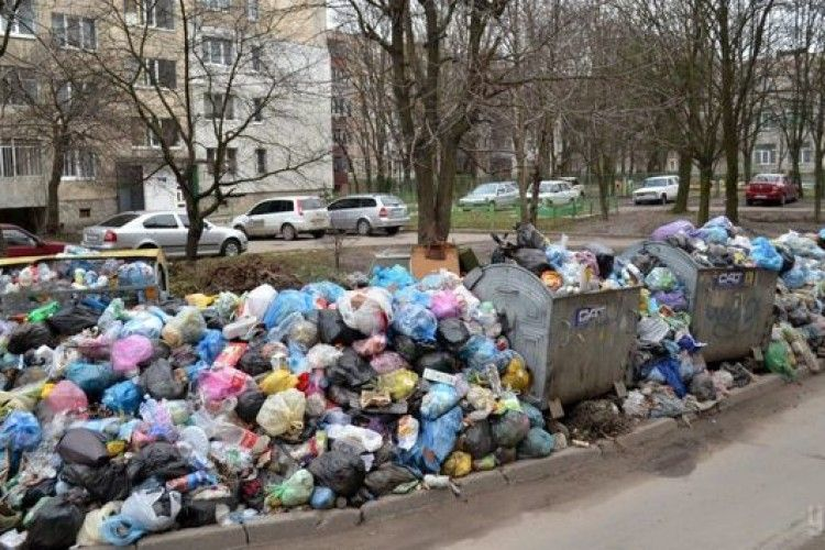 У Кабміні заявили, що львівське сміття будуть утилізувати на полігонах області