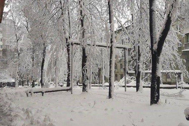 У Дніпропетровській області випала півторамісячна норма опадів за дві доби