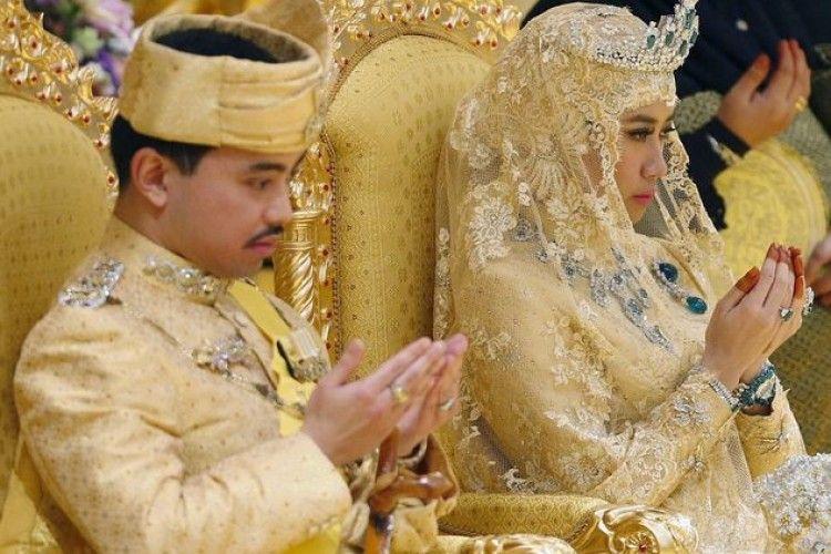 Весілля одного з найбагатших людей в світі тривало 11 днів (фото)