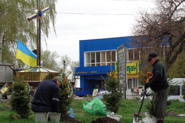 Міський голова Горохова почав реалізовувати свій благородний план