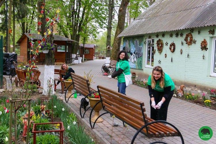 У Луцькому зоопарку навели марафет (фото)