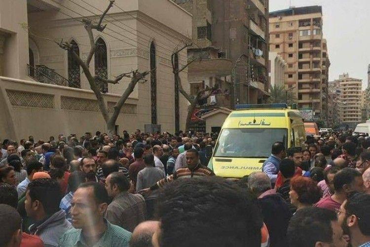 Вибухи в Єгипті: є загиблі, багато поранених