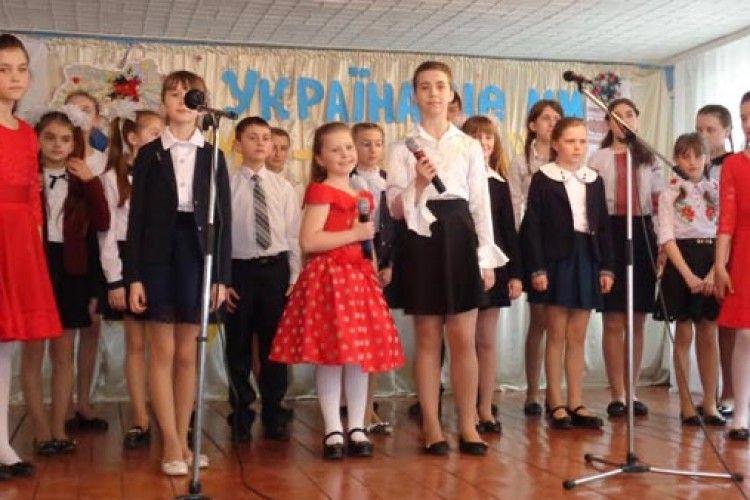 «Браво!» – звучало на концерті у Горохові