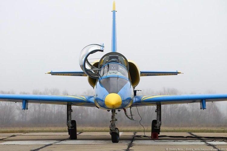 На Луцький аеродром злітаються кращі «соколи» України