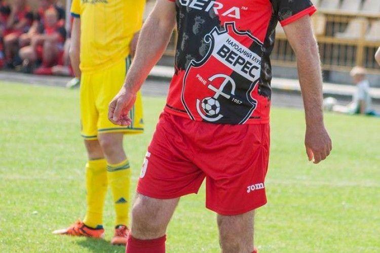 Орест Баль очолив юнацьку команду рівненського «Вереса» (фото)