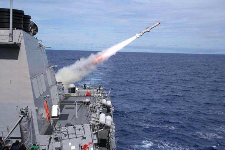 Крутий привіт Путіну від Трампа: США атакували Сирію крилатими ракетами